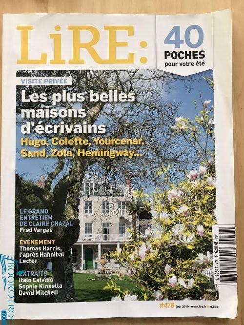 LIRE #476 Juin 2019
