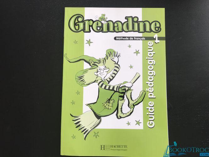 Grenadine - méthode de français