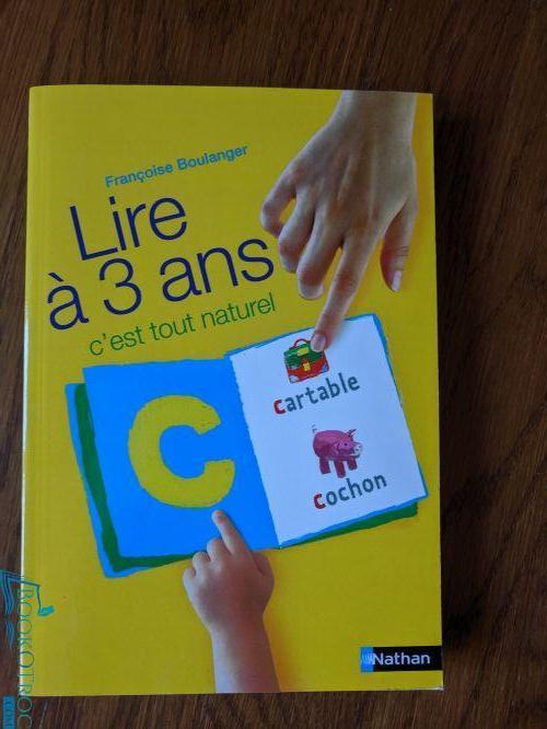 Lire à 3 ans