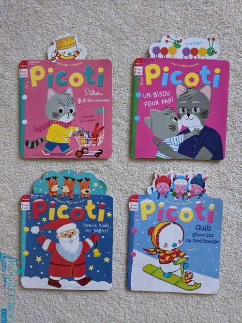 Picoti (4 magazines)