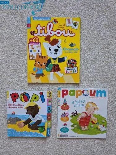 Magazines bébé