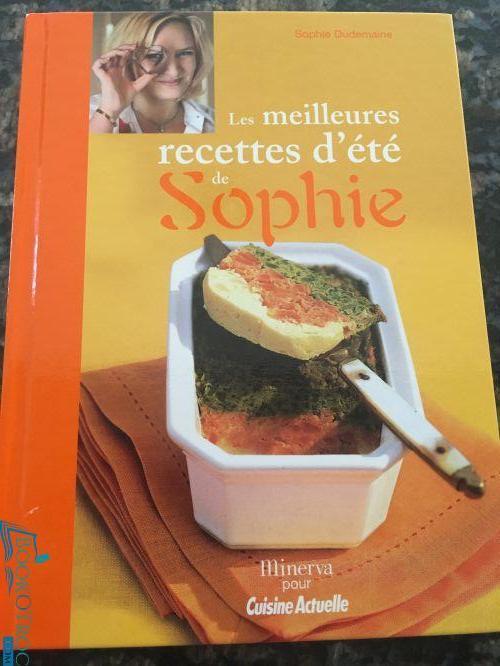 Les meilleures recettes d'été de Sophie