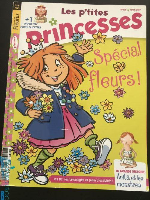 Les p'tites princesses - mars 2017