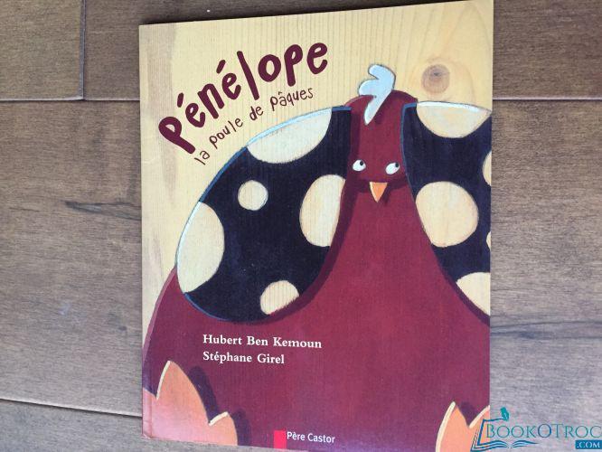 Pénélope la poule de Pâques