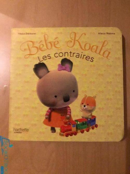 Bébé Koala - Les contraires