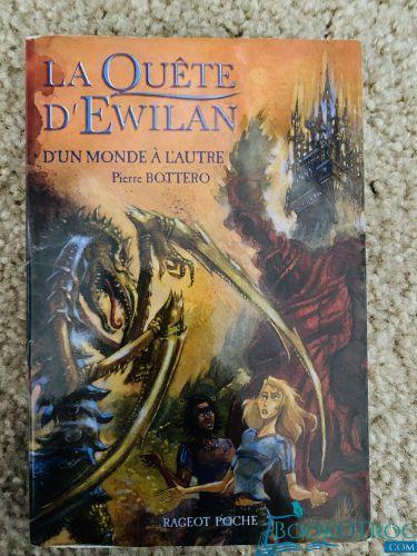 La quête d' Ewilan - D'un monde à l autre