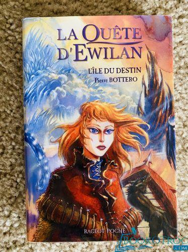 La Quête d'Ewilan - L Ile du destin