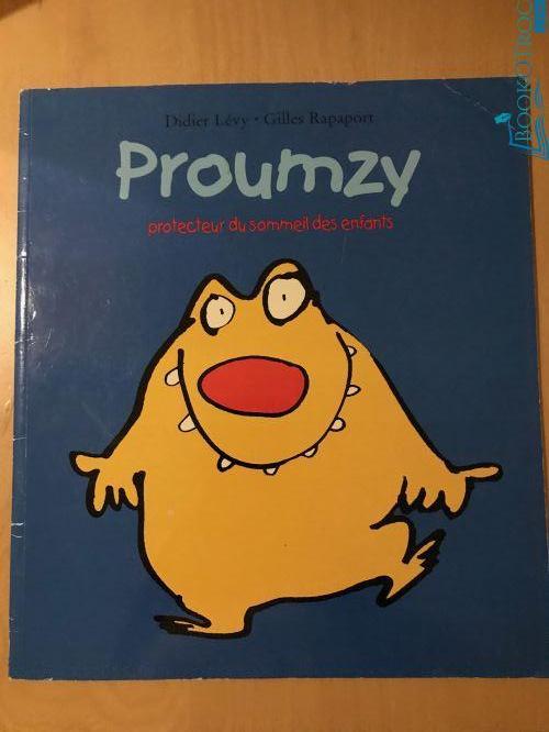 Proumzy protecteur du sommeil des enfants