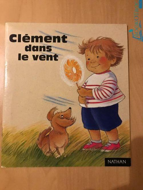 Clément dans le vent
