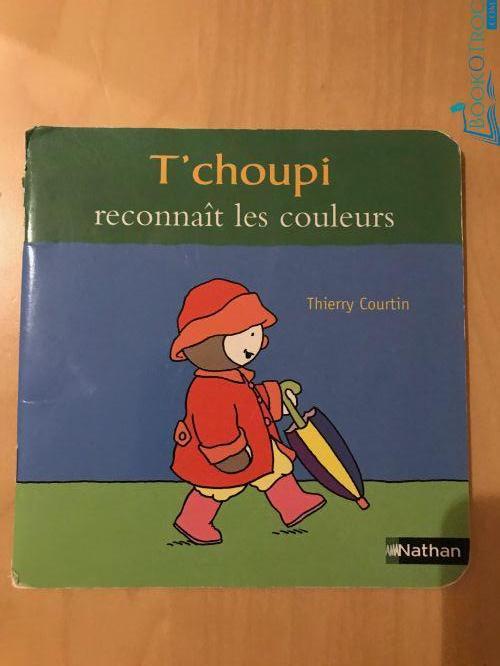 T'choupi reconnait les couleurs