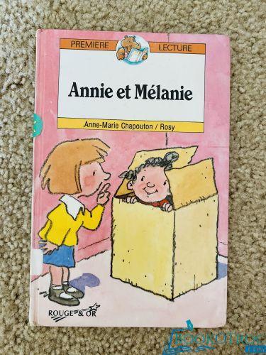 Annie et Mélanie - première lecture