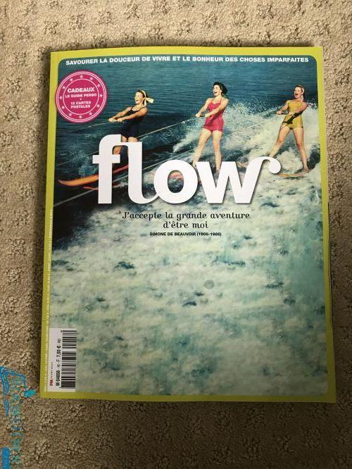 Flow - numéro 18 - juillet / août 2017