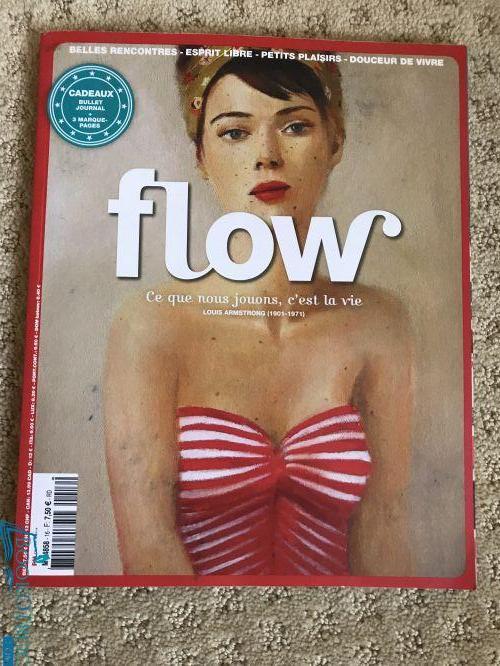 Flow - numéro 16 - avril 2017