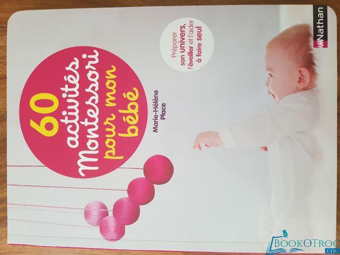 60 activité Montessori pour mon bébé