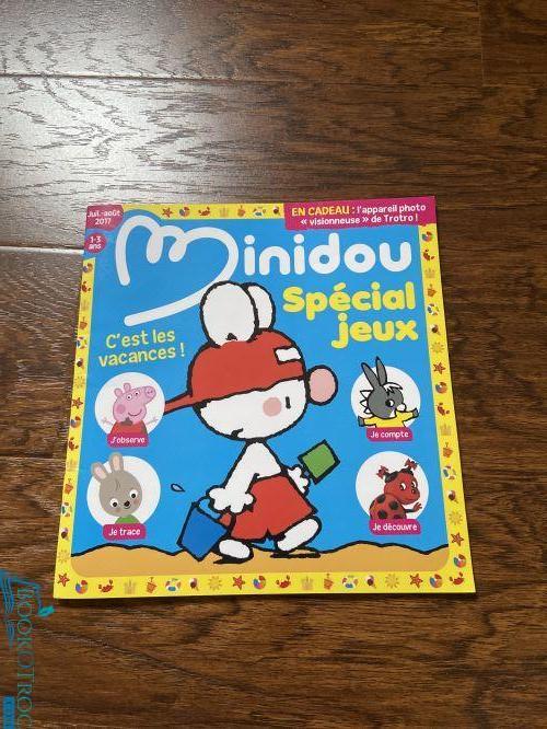 Minidou Special Jeux (juil-aout 2017)