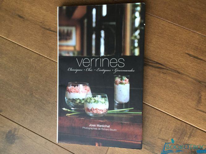 Verrines + Les apéros à partager