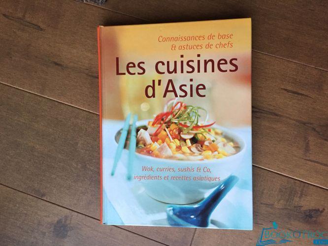 Les cuisines d'Asie