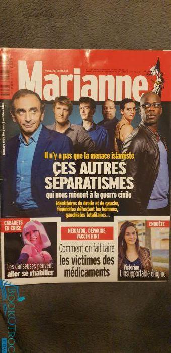 Marianne 9 Octobre 2020