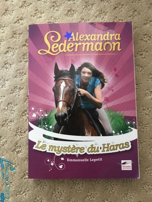 Alexandra Ledermann - Le mystère du Haras