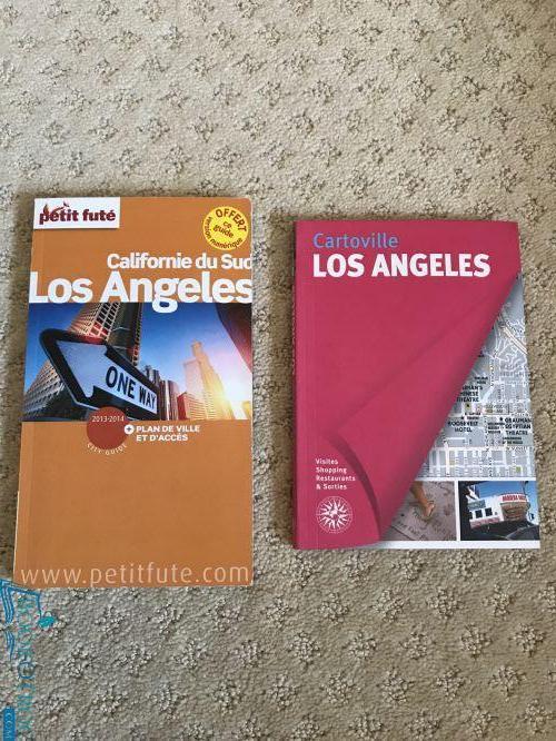 Deux guides sur Los Angeles