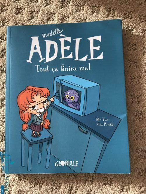 Mortelle Adèle - tout ça finira mal