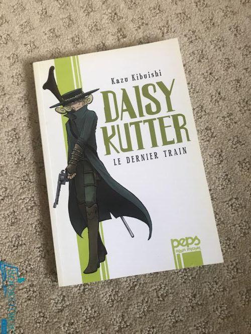 Daisy Kutter - le dernier train