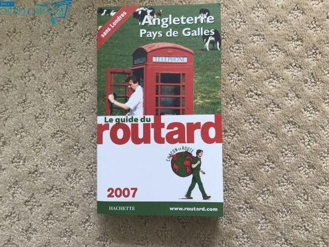 Guide du routard - Angleterre / Pays de Galles