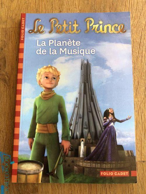 Le Petit Prince - La Planète de la Musique