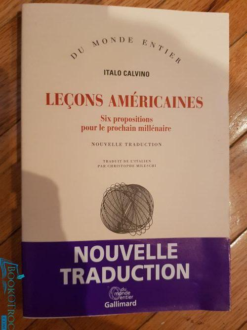 Lecons americaines