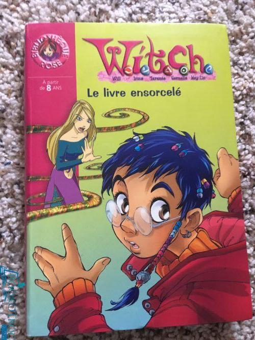 Witch - Le livre ensorcelé