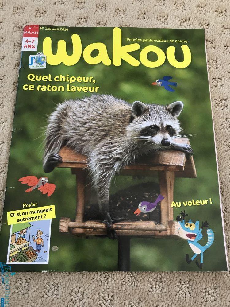 Wakou - avril 2016