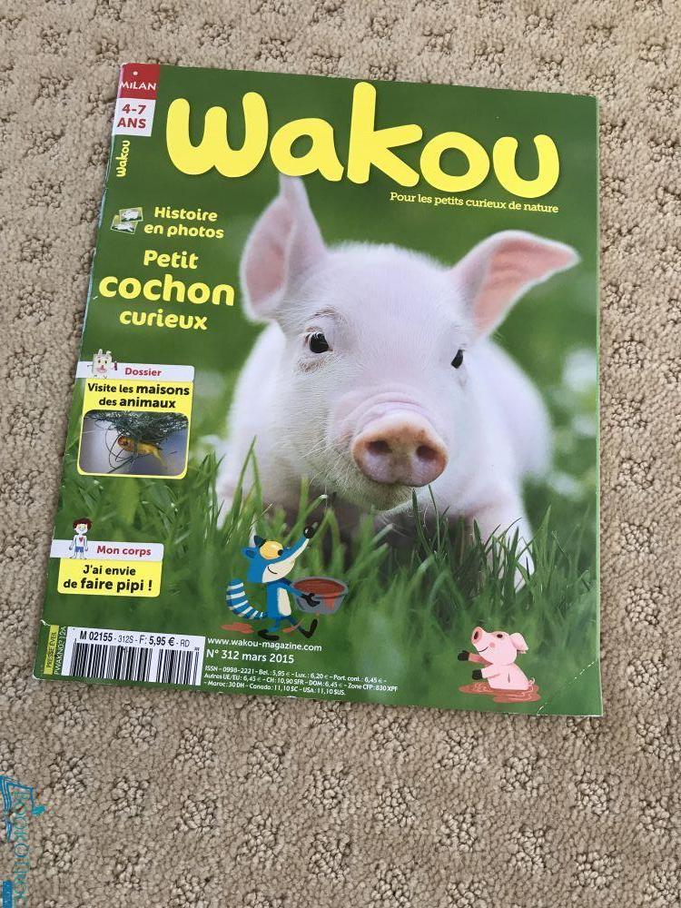 Wakou - mars 2015