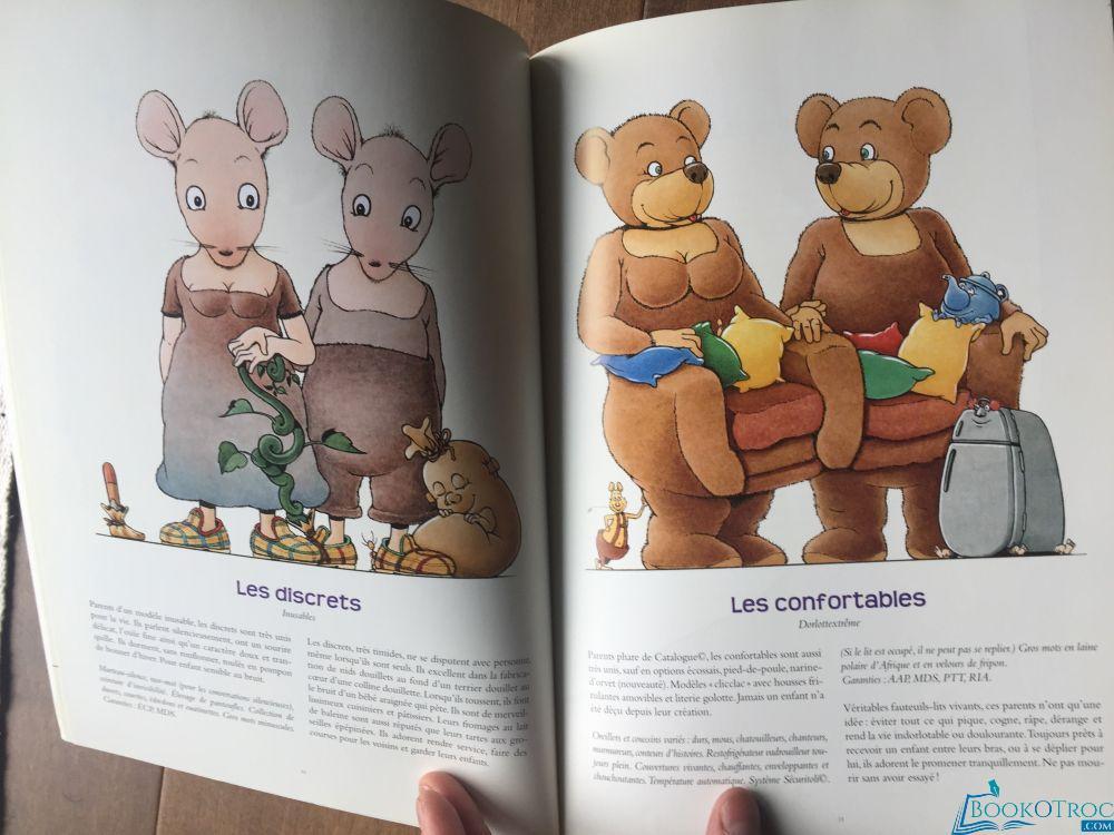 Catalogue de parents