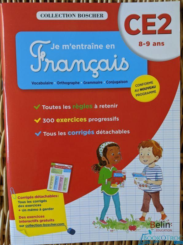 Je m'entraîne en Français CE2