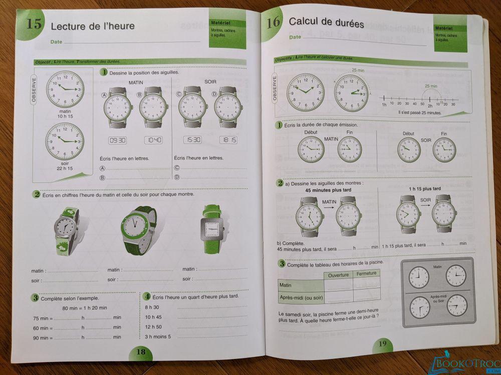 Cahier d'activités mathématiques CE2