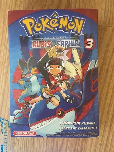 Pokémon La grande aventure Rubis et Saphir 3