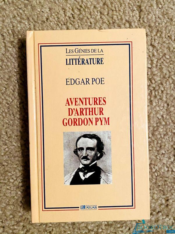 Aventures d Arthur Gordon Pym