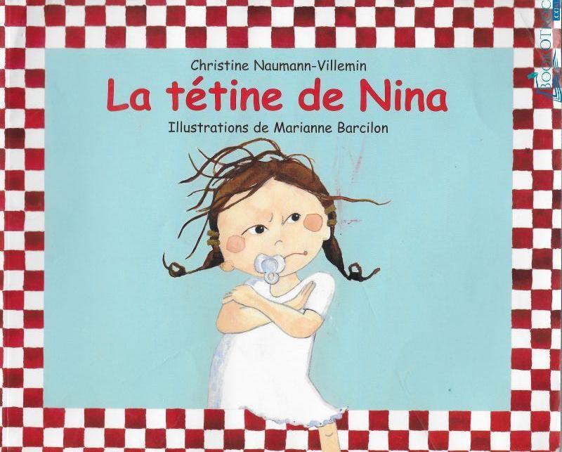 La tetine de Nina