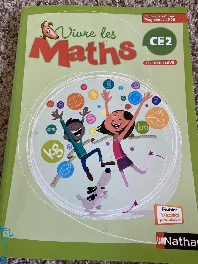 Vivre les maths ce2