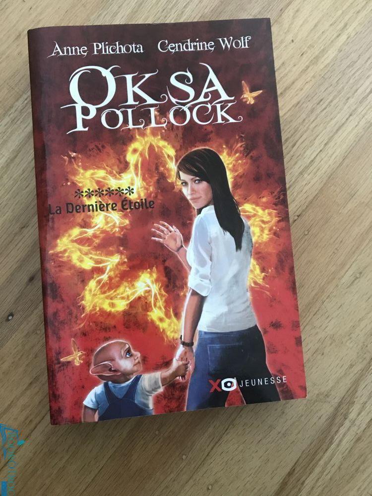 Oksa Pollock - la dernière étoile