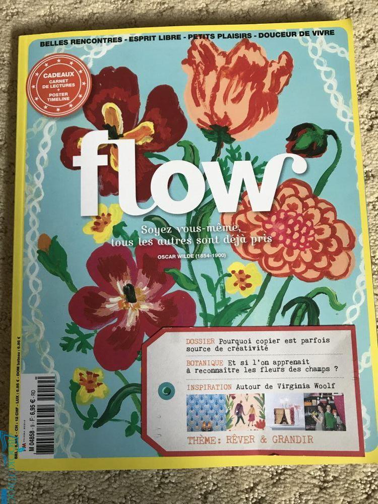 Magazine Flow - numéro 8 - Mai/Juin 2016