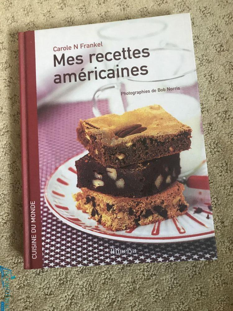Mes recettes américaines