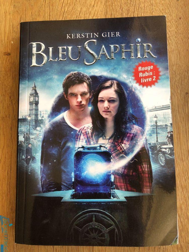 Bleu Saphir - Tome 2