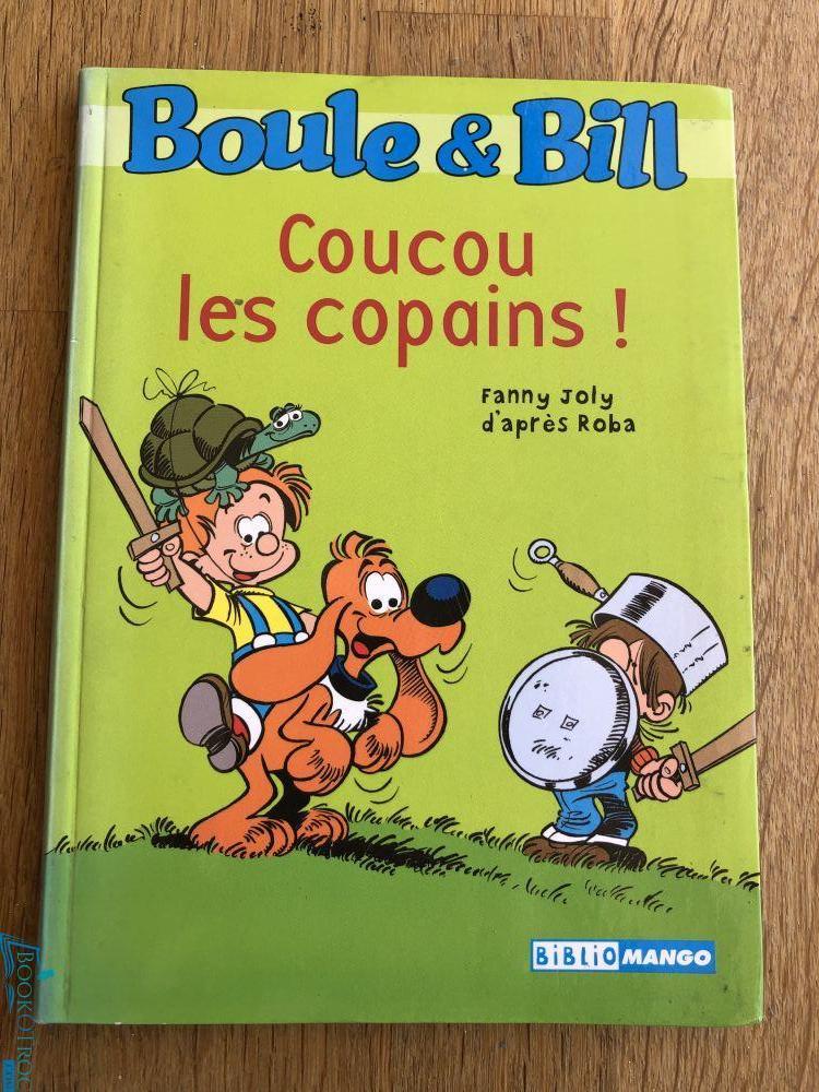 Boule et Bill - Coucoufanny les copains !